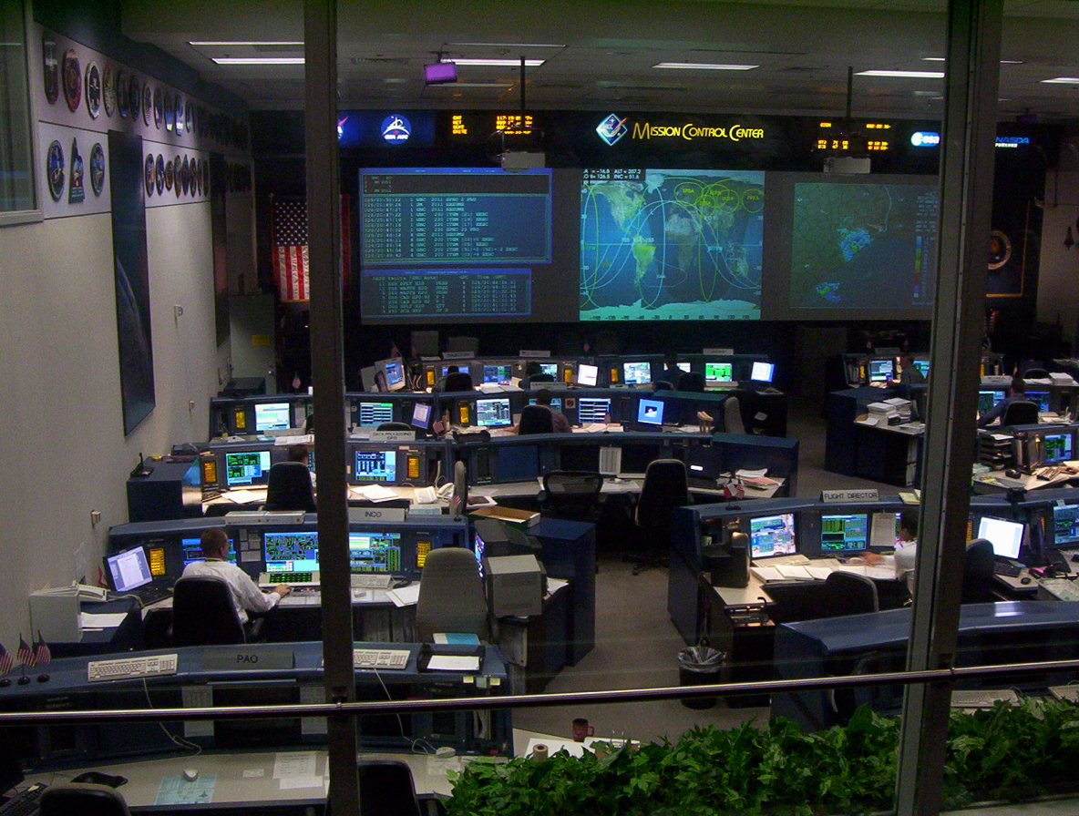 houston mission control center - photo #35